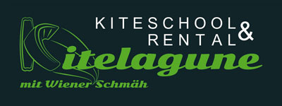 kitelagune.at Logo