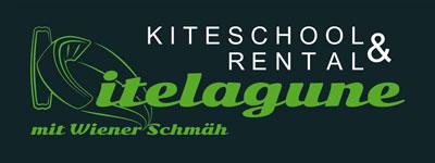 kitelagune.at Logo
